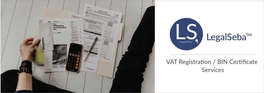 VAT Registration Service in Bangaldesh