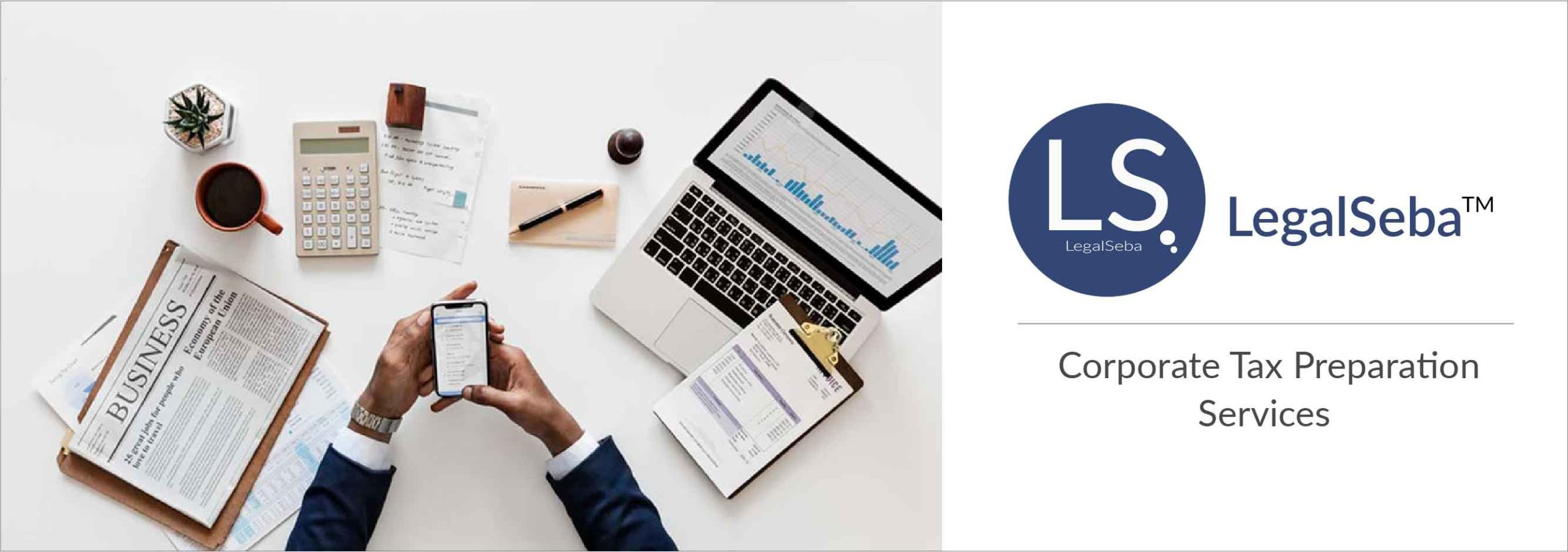 Corporate Tax Preparation Services