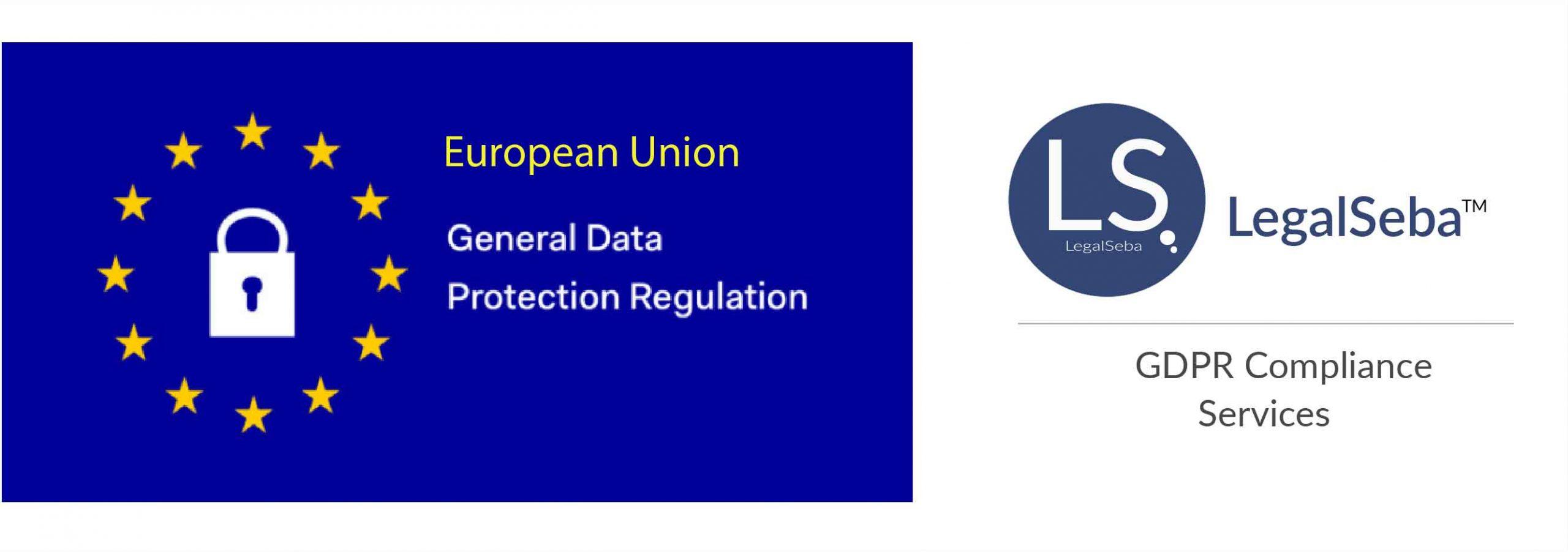 GDPR Compliance Services LegalSeba